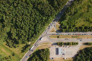 Prasidėjo Ateities plento rekonstrukcija – vairuotojams prireiks kantrybės