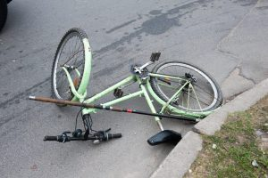 Šiaulių mieste ir rajone sužeisti dviratininkai