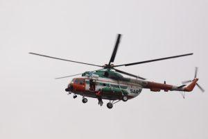 Šilutės rajone senjoro ieškoma su kariniu sraigtasparniu