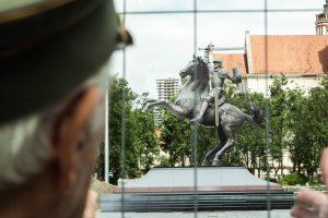V. Kavaliauskas: Vytis Kaune iškils už žmonių pinigus