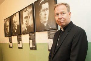 Skaudi netektis: eidamas 100-uosius metus mirė arkivyskupo G. Grušo tėvas