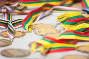 Specialiųjų olimpinių žaidynių finalas: lietuviams – dar 7 medaliai