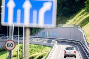 Per Narbuto gatvę bus statomas viadukas