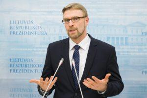 Ar ministro L. Kukuraičio nesudegins patarėjas?