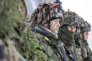 Lietuvos kariai dalyvaus tarptautinėje operacijoje Irake