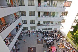 Architektai: kokybiškam gyvenimui mieste svarbi bendruomenė
