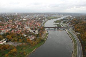 Moksleiviai savo miestą įamžins šalia upių