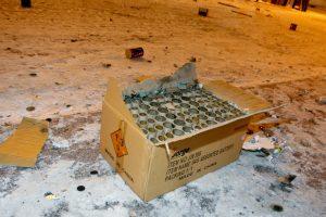 Naujųjų metų naktis: fejerverkai sukelia 60 proc. traumų