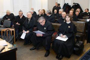 Sausio 13-osios byla: teismas imsis sovietų karininko V. Kotliarovo