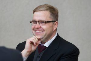 V. Vasiliausko uždarbis – mažiausias iš euro zonos centrinių bankų vadovų