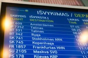 Lietuvos oro uostai – STT akiratyje