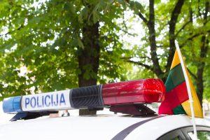 Suimtas vyro nužudymu Panevėžio parke įtariamas vyras