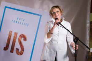 Prokuratūra: R. Vanagaitės pasisakymai apie partizanų vadą nėra nusikaltimas