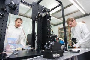 Lietuviai pagamino vieną galingiausių lazerių pasaulyje