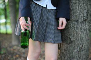 Į ligoninę pateko alkoholiu apsinuodijusi 15-metė