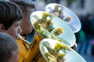 Klasė-orkestras – unikalus muzikinis eksperimentas
