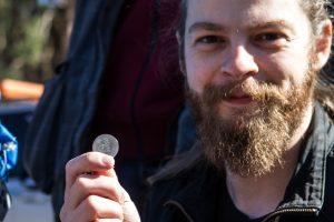 Fizikų dienose – kolekcinės monetos sutiktuvės