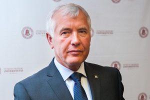 Buvęs VDU rektorius Z. Lydeka taps universiteto garbės profesoriumi