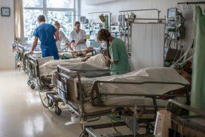 Mokykloje sumušta mažametė atsidūrė ligoninėje
