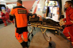 Nelaimingas pasivažinėjimas keturračiu: sužalotas vairuotojas rastas griovyje