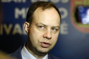 Dėl vaistų kainų parlamentarė turi klausimų A. Verygai