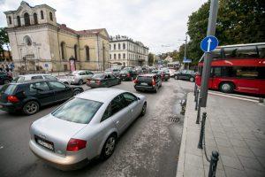 Kaune rengiamas patogesnio judėjimo mieste planas (kviečia prisidėti)