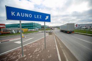 Kaunietis: kelionė į darbą Kauno LEZ – su ekstremaliais išbandymais