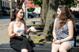 Jaunos kaunietės – pavyzdys daugeliui: svarbiausia tikėti tuo, ką sakai