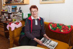 Garsų akordeonistą užauginusi močiutė sunkaus likimo nekaltina