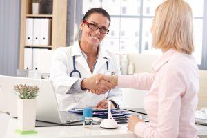 Kaip pranešti pacientui, kad jis serga vėžiu?