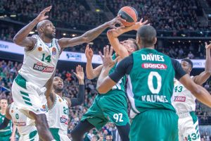 A. Brazys: tikrasis krepšinis – ne NBA, o Eurolygoje