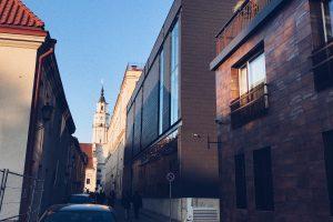 Architekto prognozė: tendencija guiti automobilius iš miesto centro – laikina