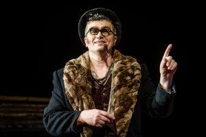 Aktorius M. Capas: gyvenimas be teatro ir be meilės neturi prasmės