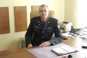 Šilalės policijai vadovaus A. Lukošius