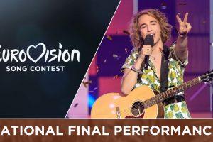 """Ispanija į """"Euroviziją"""" siunčia jauną popatlikėją"""