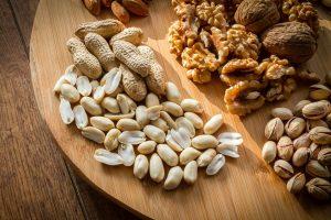 Riešutai – natūralus vitaminų lobynas