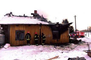 Užsitęsus žiemai – ugniagesių perspėjimai