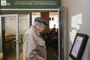 VMI: pajamas jau deklaravo trečdalis gyventojų