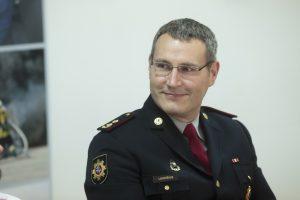 Pasitraukęs ugniagesių vadas: ministras mane nuolat nepagrįstai juodino