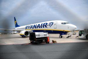 """""""Ryanair"""" pilotų streikas: atšauktas kas šeštas skrydis Europoje"""