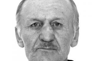Kaune be žinios dingo Pranas Lukošius (pareigūnai prašo pagalbos)