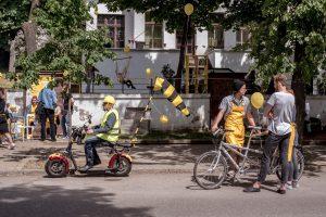Naujos tradicijos gimimas: V. Putvinskio gatvės diena (programa)
