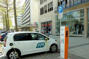 Daugiau galimybių elektromobilių vairuotojams