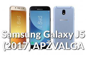 """Naujasis """"Samsung Galaxy J5"""": kodėl vertas dėmesio?"""