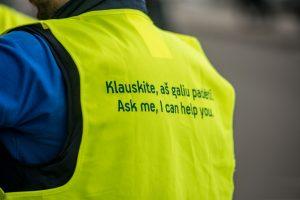 Kaunas ragina plačiau atverti duris savanoriams