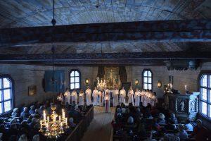 Nieko švento: amerikiečių pora senjorę apvogė bažnyčioje