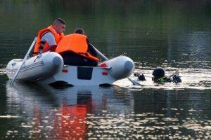 Lazdijų rajone ugniagesiai iš ežero gelbėjo poilsiautojus