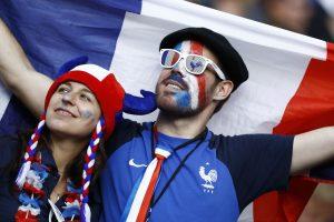Prancūzijai Europos futbolo čempionatas atnešė per 1 mlrd. eurų