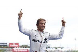 """Formulė-1"": toliau triumfuos N. Rosbergas?"