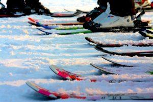 Traumatologas: slidinėjimo sezonas dar nesibaigė